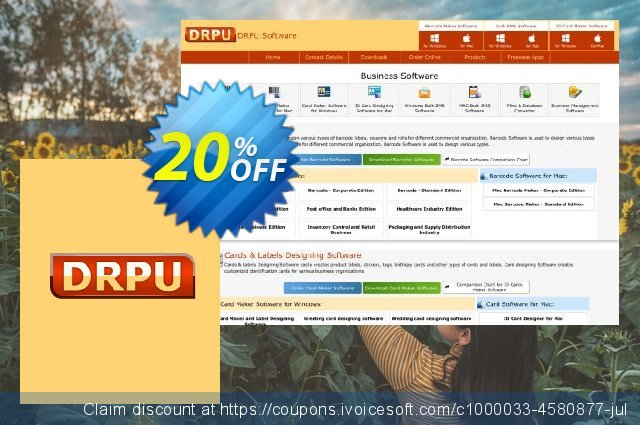 DRPU Bulk SMS Software for BlackBerry Mobile Phone - 500 User License discount 20% OFF, 2021 Easter day offering sales