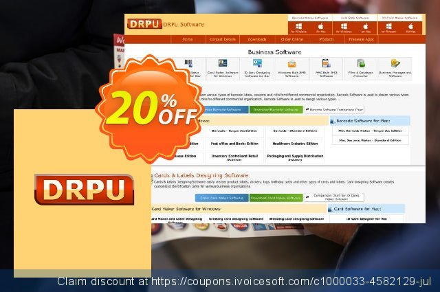 DRPU Database Converter -  ORACLE to MySQL discount 20% OFF, 2021 Easter day offering sales