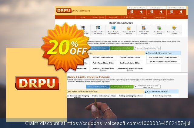 Bulk SMS software for Windows based mobile phones - 2 PC License discount 20% OFF, 2021 Easter day sales