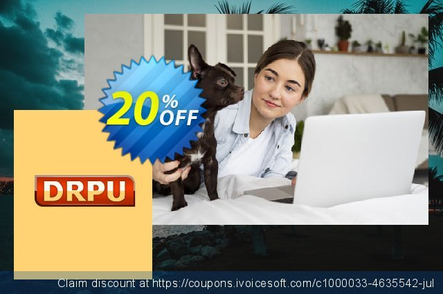 DRPU Barcode Maker software - Corporate Edition - 25 PC License discount 20% OFF, 2020 University Student deals promotions