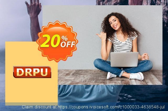 DRPU USB Protection Desktop Edition - 2PC Protection discount 20% OFF, 2020 Working Day sales