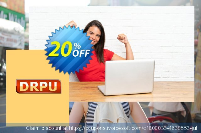 DRPU USB Protection Server Edition - 2 Server Protection discount 20% OFF, 2021 Easter day offering discount