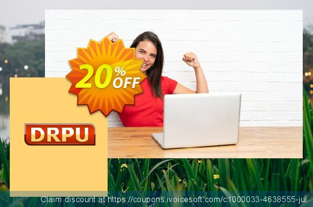 DRPU USB Protection Server Edition - 10 Server Protection discount 20% OFF, 2019 Back to School deals offering sales