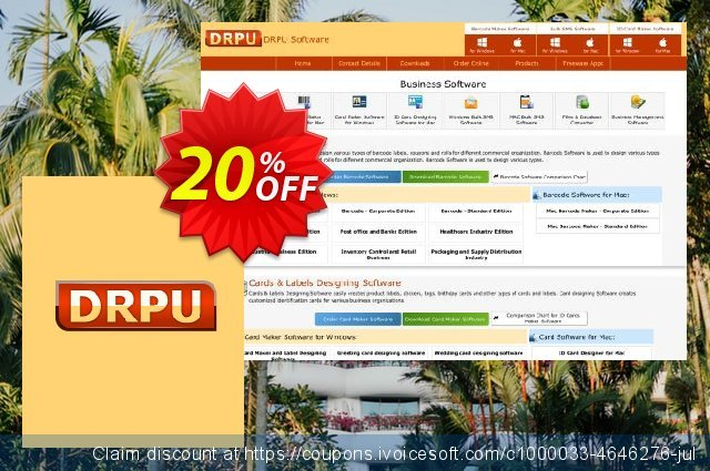 Mac Bulk SMS Software Professional - 10 Machine License discount 20% OFF, 2019 College Student deals promotions