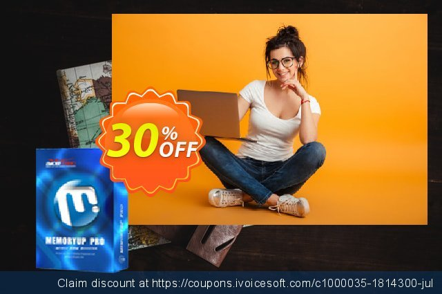 MemoryUp Professional Windows Mobile Edition discount 30% OFF, 2021 Mother Day promotions. 30% Discount