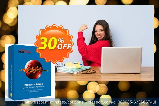 NetworkAcc Windows Mobile Edition discount 30% OFF, 2021 Mother's Day offering sales. 30% Discount