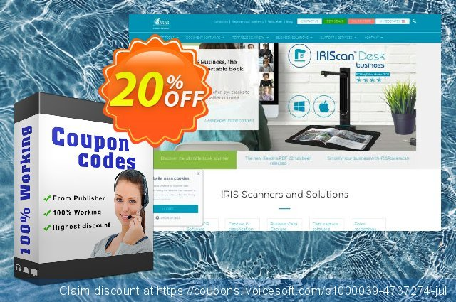 IRISmart Invoice discount 20% OFF, 2021 Mother Day offering sales. IRISmart Invoice awful discounts code 2021