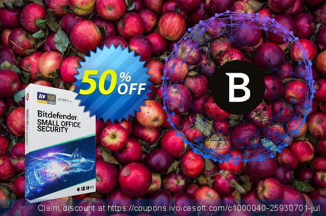 Bitdefender Small Office Security discount 50% OFF, 2021 Mother's Day offering sales. 50% OFF Bitdefender Small Office Security, verified