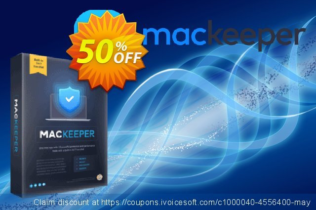MacKeeper Basic discount 10% OFF, 2020 Halloween offering discount