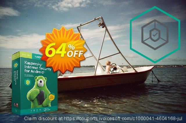 Kaspersky Internet Security for Android discount 64% OFF, 2019 Thanksgiving discount