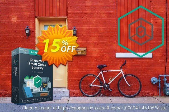 Kaspersky Small Office Security 6 discount 10% OFF, 2019 College Student deals promo sales