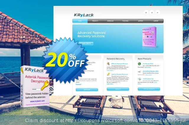 Get 20% OFF Asterisk Password Decryptor sales