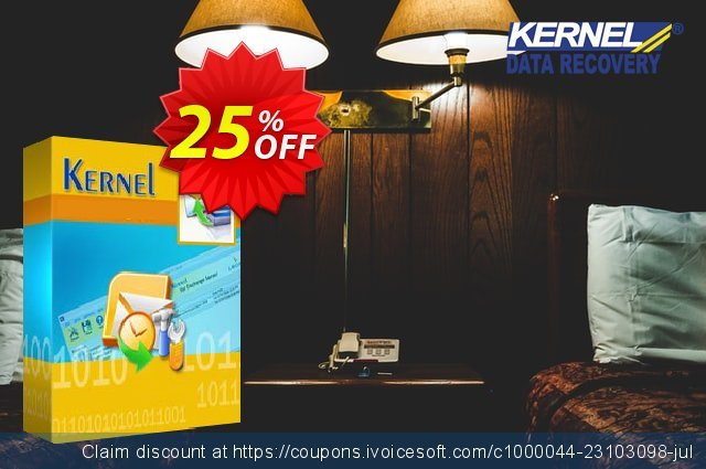 Kernel Merge PST – Technician License discount 25% OFF, 2021 Happy New Year offering sales