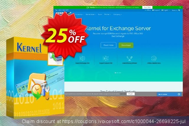 Kernel Migrator for SharePoint – 25 Users ( 1 Year License ) discount 25% OFF, 2020 Father's Day discount