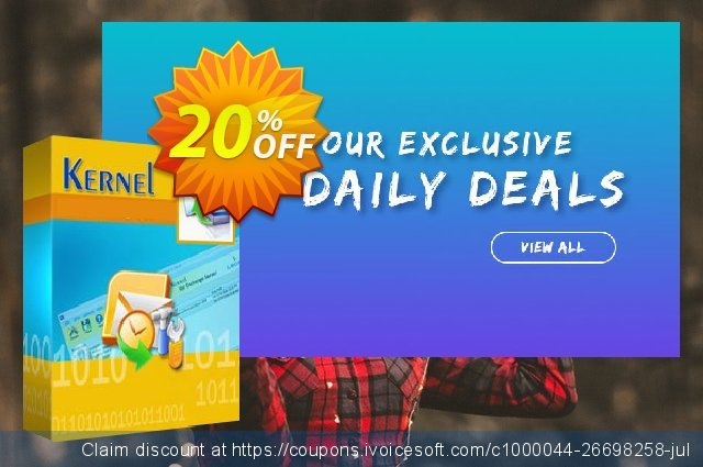 Kernel Migrator for SharePoint – 25 Users ( Lifetime License ) discount 20% OFF, 2020 Summer discounts