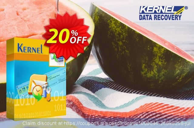 Kernel Migrator for SharePoint – 25 Users ( Lifetime License ) discount 20% OFF, 2020 Halloween offer
