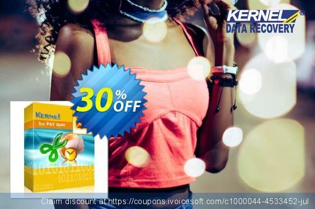 Kernel for PST Split discount 30% OFF, 2020 Halloween offering sales
