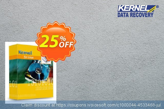Kernel Recovery for ReiserFS - Technician License discount 25% OFF, 2020 Halloween promo