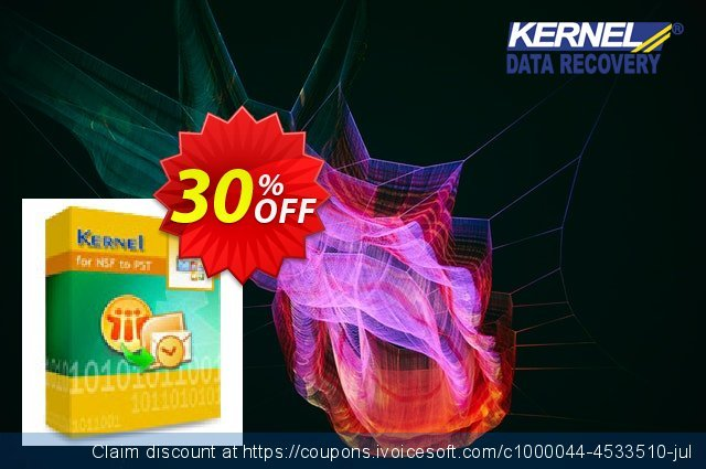 Kernel for Lotus Notes to Outlook (Technician License) discount 30% OFF, 2020 Halloween offering sales
