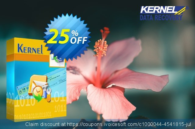 Kernel Recovery for Word and Excel - Home License 最 产品销售 软件截图