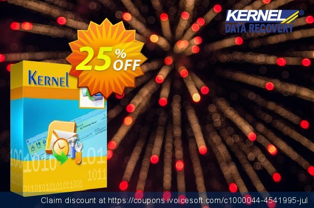 Kernel MS Office File Recovery discount 25% OFF, 2021 Daylight Saving offering sales