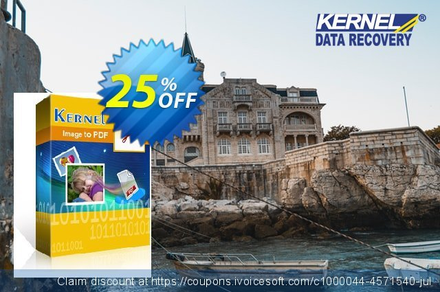 Kernel for Image to PDF discount 25% OFF, 2020 Back to School shopping discount