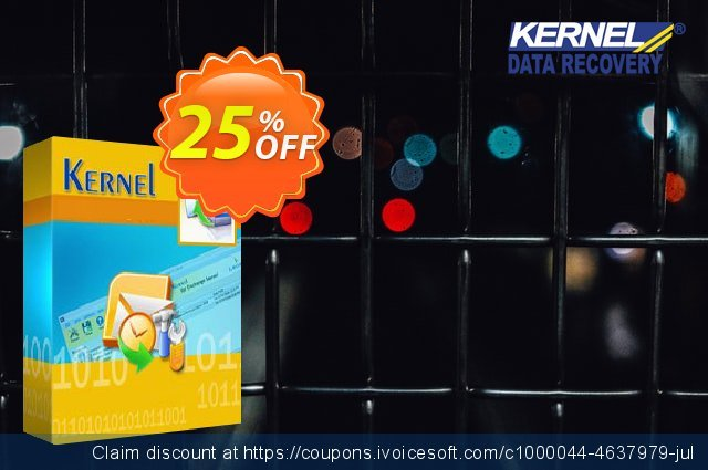 Kernel for Novell GroupWise to Outlook ( Corporate )  훌륭하   세일  스크린 샷