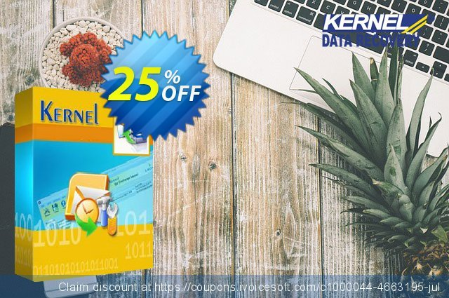 Kernel for GroupWise to Exchange/Office 365 (Technician) discount 25% OFF, 2020 Halloween discount