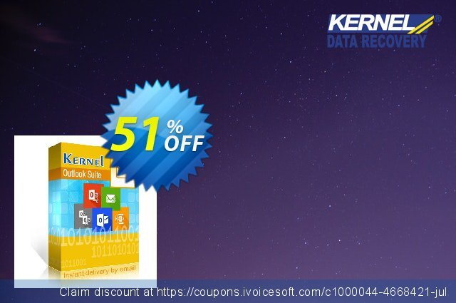 Kernel Outlook Suite (Corporate License)  멋있어요   촉진  스크린 샷