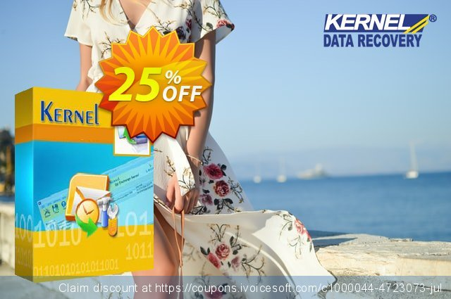Kernel MBOX Viewer - Personal License discount 25% OFF, 2020 Back to School promo offering sales