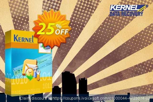 Kernel MBOX Viewer – Corporate License ( Best Deal for You ) 惊人的 促销 软件截图