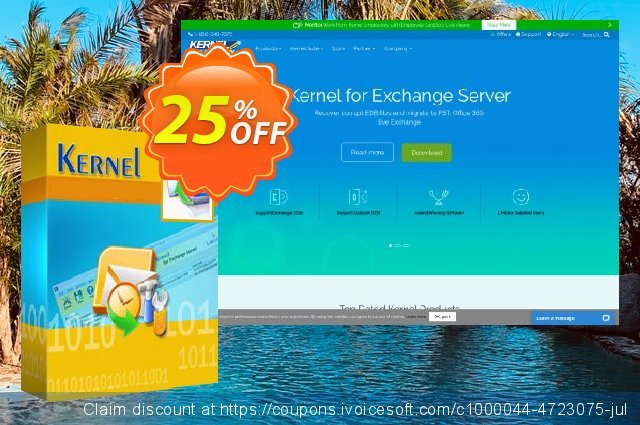 Kernel OST Viewer – Personal License discount 25% OFF, 2020 Back to School deals offering sales