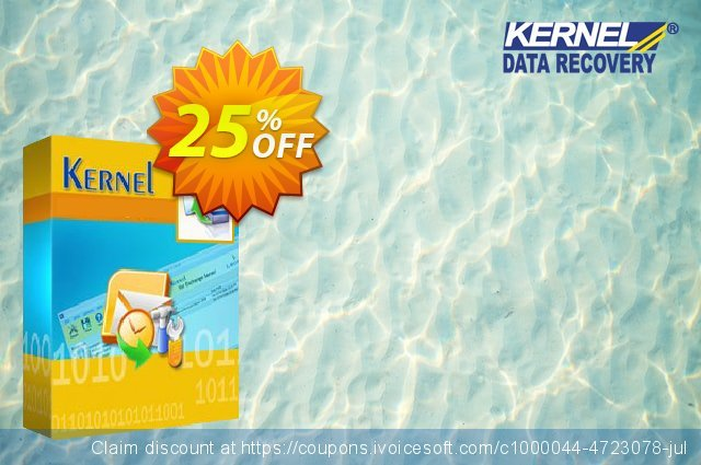 Kernel EDB Viewer – Personal License discount 25% OFF, 2020 Black Friday promotions
