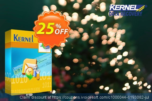 Kernel SQL Server Suite - Technician License discount 25% OFF, 2020 April Fools' Day discount