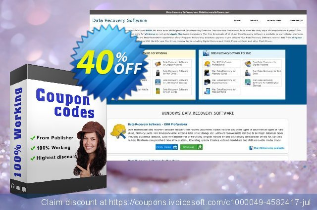 Data Recovery Software for Android - Academic/University/College/School User License discount 30% OFF, 2021 Valentines Day offering discount
