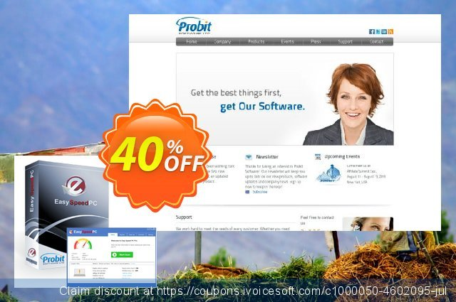 Easy Speed PC discount 40% OFF, 2021 Spring offering sales