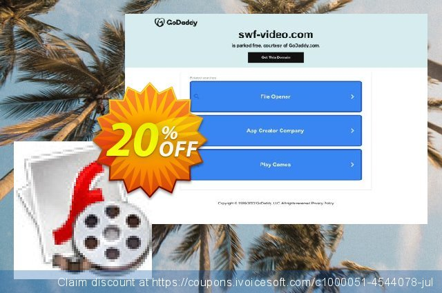 Recool SWF to Video Converter discount 20% OFF, 2021 Spider-Man Day offering sales. Recool SWF to Video Converter best offer code 2021