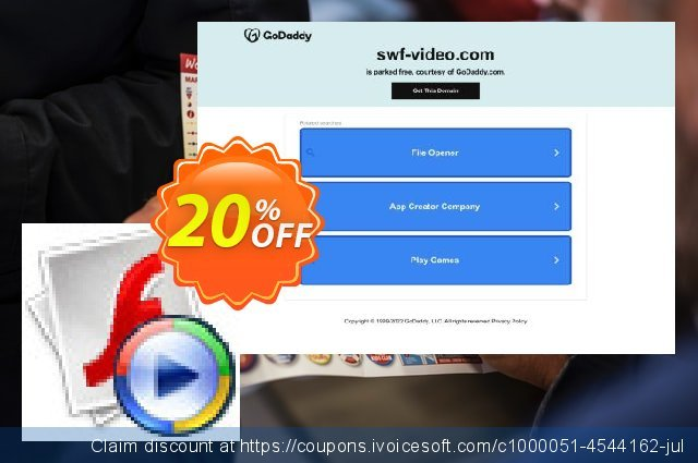 Recool SWF to AVI Converter discount 20% OFF, 2020 College Student deals offering sales