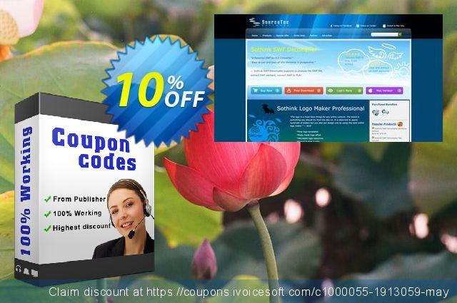 Sothink DHTML Menu + Tree Menu discount 10% OFF, 2020 New Year promo sales