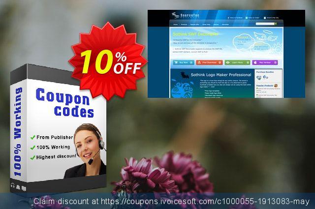 Sothink DHTML Menu+ All DHTML Menu Templates 美妙的 促销销售 软件截图