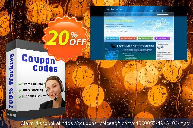 Sothink DHTMLMenu + HTML Editor 惊人的 产品销售 软件截图