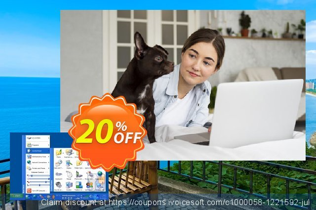 True Launch Bar - Corporate License discount 20% OFF, 2020 Thanksgiving Day offering sales