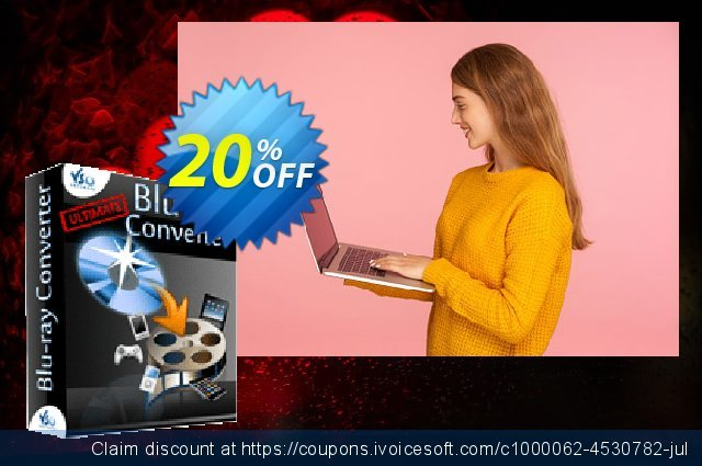 Blu-ray Converter Ultimate discount 20% OFF, 2020 Halloween offering sales