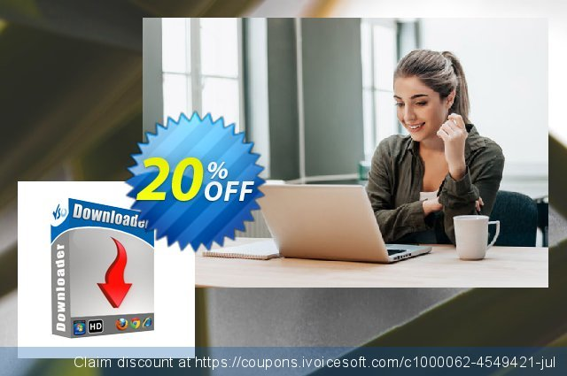 VSO Downloader Ultimate discount 20% OFF, 2020 Halloween offering sales