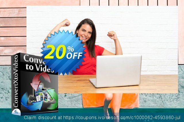 VSO ConvertXtoVideo discount 20% OFF, 2021 Mother Day discounts. ConvertXtoVideo imposing sales code 2021