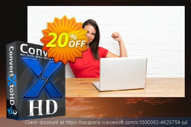 ConvertXtoHD discount 20% OFF, 2020 Halloween offering sales