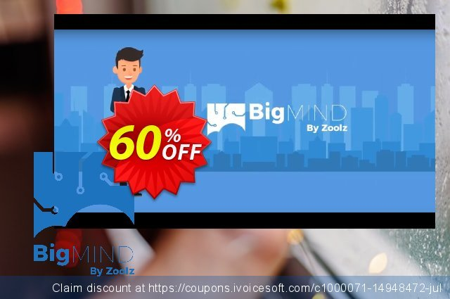 BigMIND Home 1 TB (Yearly ) discount 60% OFF, 2020 Summer offering sales