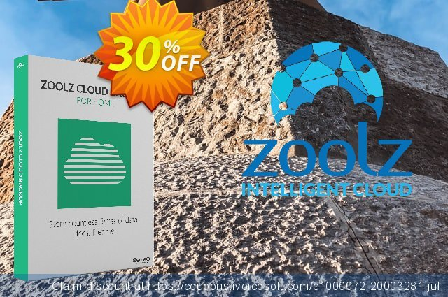 Zoolz Home Cloud Yearly 5TB discount 30% OFF, 2021 Happy New Year offering sales