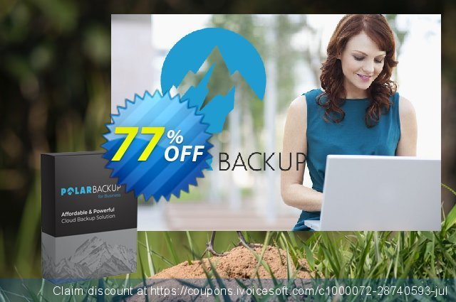 PolarBackup Business License discount 30% OFF, 2021 Valentines Day deals