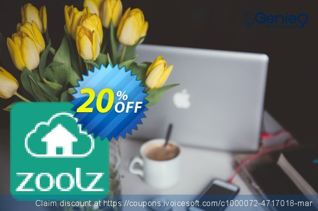 Zoolz Cloud 4TB - 1 Year - Home edition 优秀的 促销 软件截图